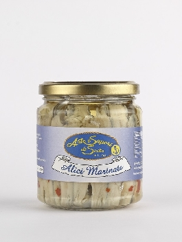 Alici Marinate