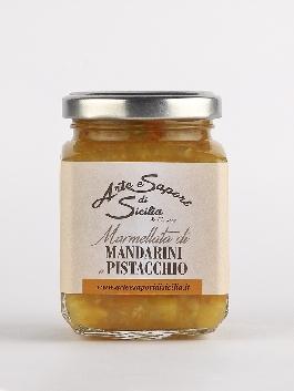 Marmellata di Mandarini e Pistacchio