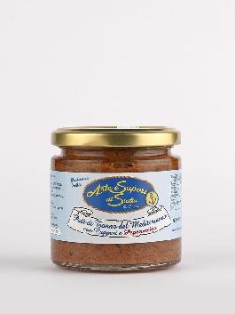 Patè di Tonno del Mediterraneo con Capperi e Peperoncino
