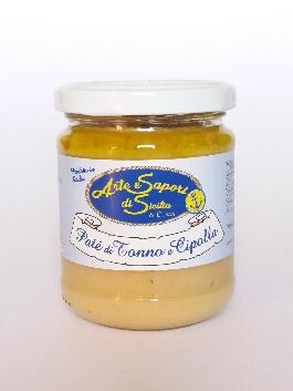 Paté di Tonno e Cipolla