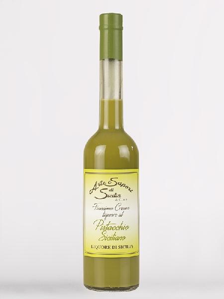 Finissima Crema Liquore al Pistacchio Siciliano