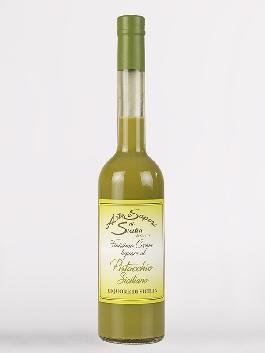 Finissima Crema di Liquore al Pistacchio Siciliano